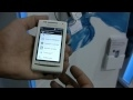 Sony Ericsson X8 Ifa 2010 preview