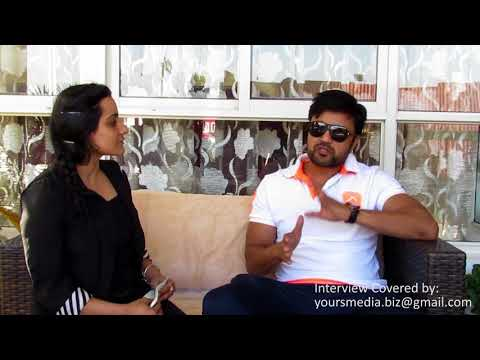 (Interview with Actor and Producer Ramesh Upreti, Aishwarya Movie - Duration: 10 minutes.)