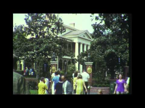 Footage of Haunted Mansion's Hatbox Ghost finally surfaces after 44 years
