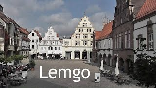 Lemgo Germany  city pictures gallery : GERMANY: Lemgo city / Junkerhaus [HD]