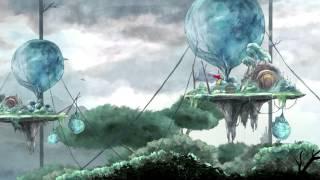 Загадочный мир Лемурии -  Трейлер игры Child Of Light  [RU]