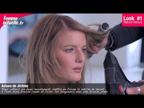 Relooking coiffure de Anne - L'Oréal Professionnel