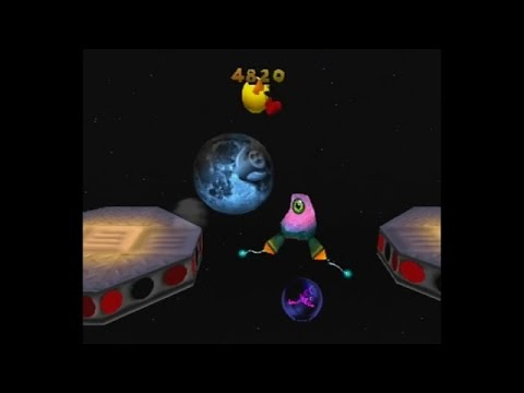 PAC - Our Star Trek (haha) continues as we find our missing friend Professor Pac. I also briefly discuss my opinion on the sequel, Pac-Man World 2.