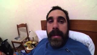 Día 68: En cama resfriado