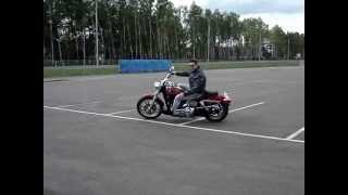3. harley dyna low rider 2008