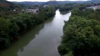 Louisa (KY) United States  City new picture : Louisa KY Down Lock Avenue and up the Big Sandy River