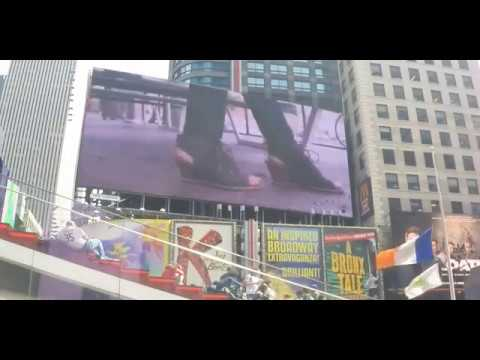Time Square Spring 2018 Commercial