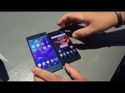 Sony Xperia XZ e X Compact, video anteprima