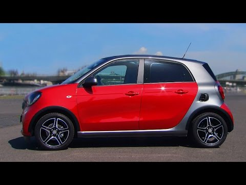 Smart fortwo & forfour 2016 - ВИДЕО обзор!