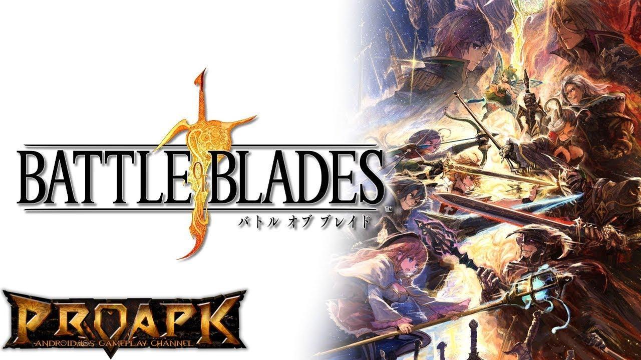 バトル オブ ブレイド -  BATTLE OF BLADES