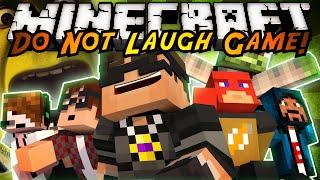 Minecraft MODDED Mini-Game : DO NOT LAUGH 27! (Shrek Mod!)