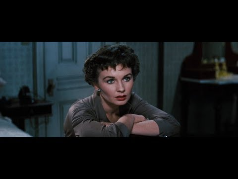 Hilda Crane 1956   (Jean Simmons  -  Guy Madison) HD