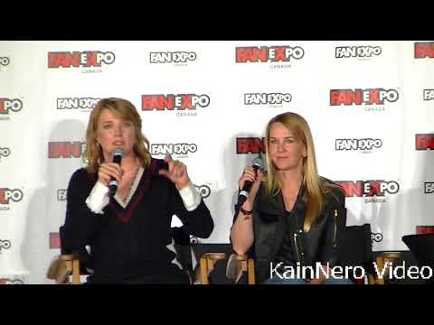 FanExpo 2018 Toronto Lucy Lawless Renee O'Connor Panel
