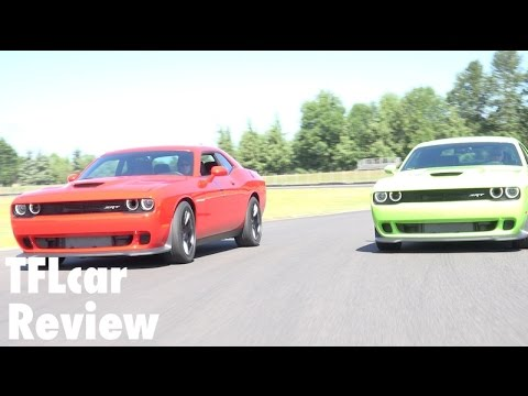 Drive - http://www.TFLcar.com ) The 2015 Dodge Challenger Hellcat is the most powerful new American muscle car that you can buy from your local car dealership. Of ...