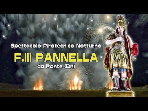 ADELFIA (Ba) - SAN TRIFONE 2016 - F.lli PANNELLA da Ponte (Bn) - Notturno
