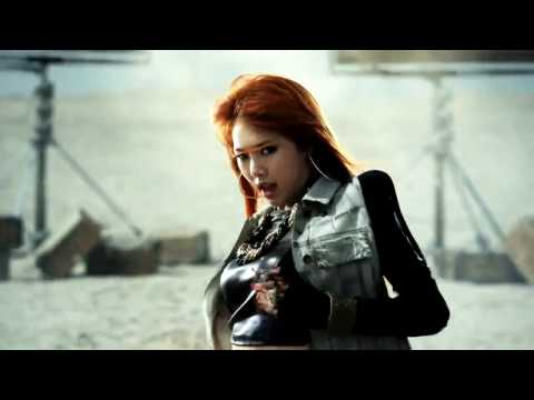 4MINUTE - HUH [hit Your Heart] MV HD