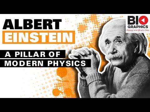 Albert Einstein: A Pillar of Modern Physics