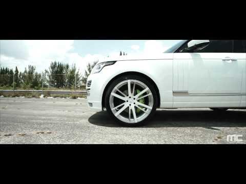 MC Customs Range Rover • AG Wheels