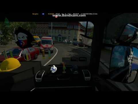 euro truck simulator 2 malaysia style