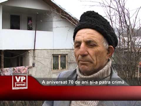 A aniversat 70 de ani și-a patra crimă
