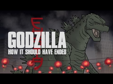 How Godzilla Should Have Ended