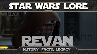 History, Lore & Facts about one of the most iconic characters in the Star Wars Universe - REVAN. My Website for more: http://vulkk.com/ * SWTOR STORY & LORE ...