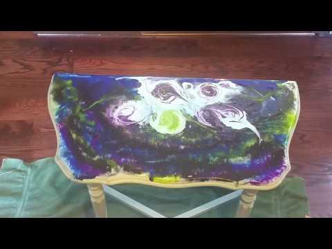 Unicorn SPiT Gel Stain & Glaze in One: Nebula