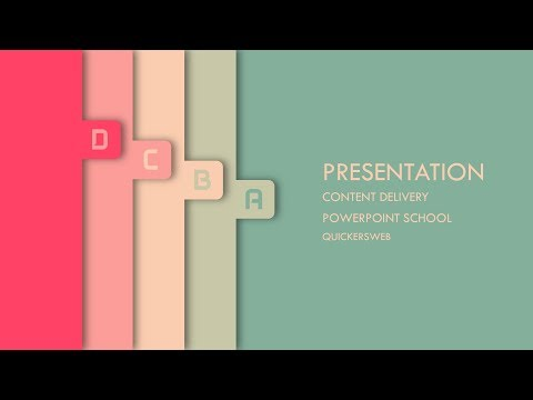 Animated PowerPoint Slide Design Tutorial Mp3