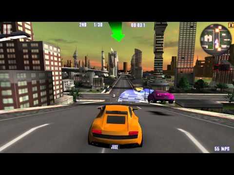 Midtown Crazy Race Wii U