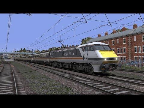 TS2017 Rail Disasters - The Wrong Track (2000 Hatfield train crash)