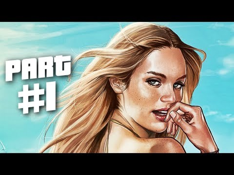 GTA gameplay - NEW Grand Theft Auto 5 Gameplay Walkthrough Part 1 includes Mission 1 of the Campaign Story for Xbox 360, Playstation 3 and PC in HD. This Grand Theft Auto 5...