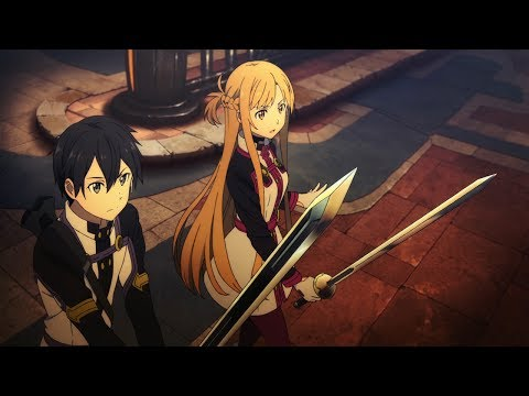 SWORD ART ONLINE: THE MOVIE - Ordinal Scale  (Trailer)