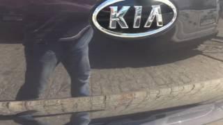 видео авто Kia Sportage в кредит