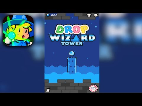 Drop Wizard Tower gameplay