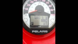 8. Fault Codes Walkthrough Polaris Sportsman 500 Efi 2006