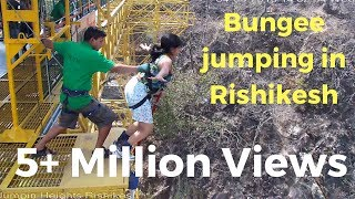 Video Bungee Jumping in Rishikesh MP3, 3GP, MP4, WEBM, AVI, FLV Oktober 2017
