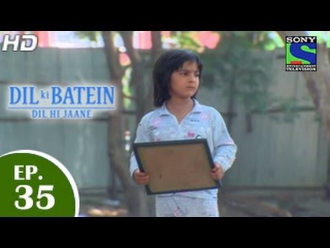 Video Dil Ki Baatein Dil Hi Jaane - दिल की बातें दिल ही जाने - Episode 35 - 19th May 2015 download in MP3, 3GP, MP4, WEBM, AVI, FLV January 2017