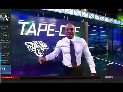 NFL Live Today 1.13.2018 - Le'Veon Bell considering sitting out season or retiring if franchised