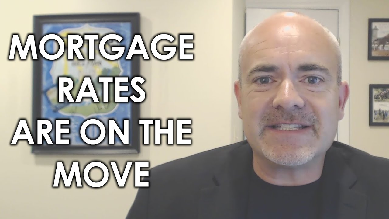 Mortgage Rates Are Moving, But What Does This Mean for Buyers and Sellers?