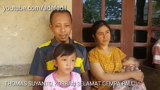 Video Kesaksian Korban Selamat Dari Tsunami dan Gempa Palu Asal Ponorogo MP3, 3GP, MP4, WEBM, AVI, FLV Oktober 2018