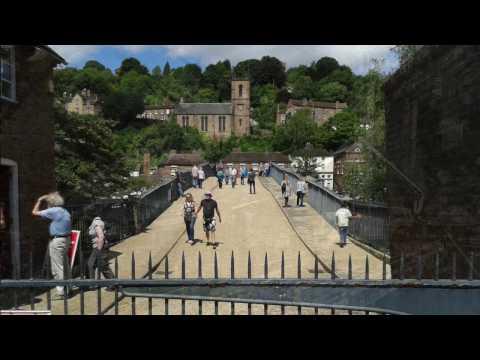 The story of the Iron Bridge – The birth of The bridge