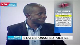 News Sources: State Sponsored Politics, 11th August 2016