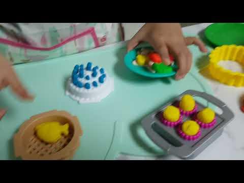 플레이도우 제빵의 달인 play doh kitchen