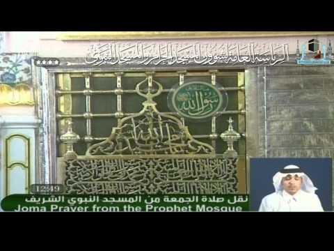 التحذير من الفتن خطبة للشيخ عبدالمحسن القاسم 15-7-1432هـ