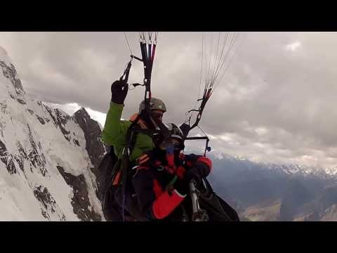 Rakaposhi 7780m Paragliding Heavens in Pakistan