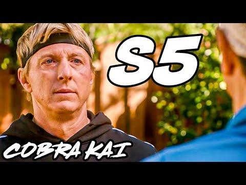 Cobra Kai Season 5 and 6 BIG News!