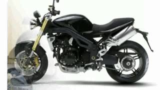 7. 2007 Triumph Speed Triple - Details, Info