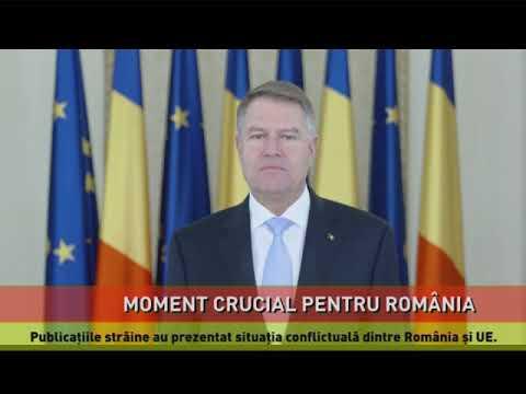 Publicațiile străine au prezentat situația conflictuală dintre România și UE