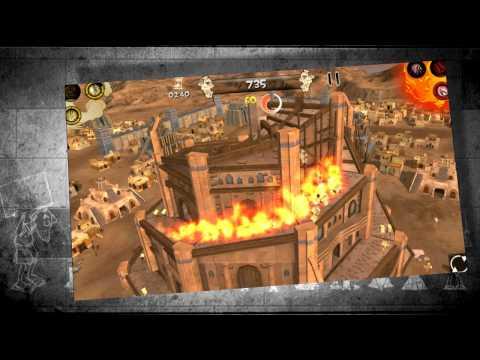 Video of Babel Rising 3D!