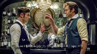 Hugh Jackman, Zac Efron   The Other Side LYRICS from The Greatest Showman   YouTube